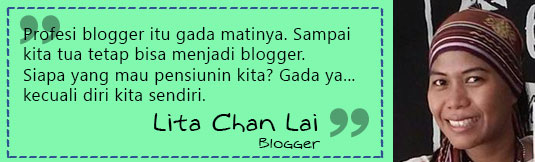 Bahkan blogger remahan rengginang pun memiliki nilai dan manfaat