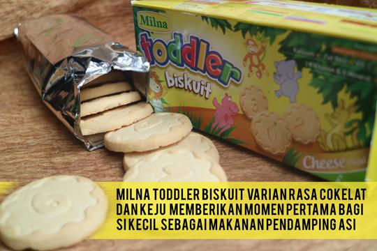 Biskuit Milna